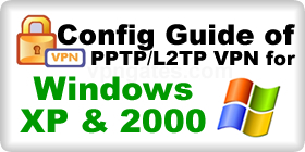 VPN Config Guide for WinXP